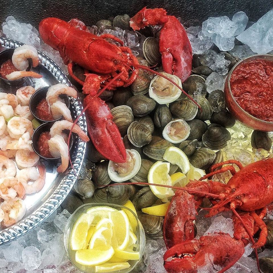 Staten Island Lobster Bake Catering From Chez Vous Caterers