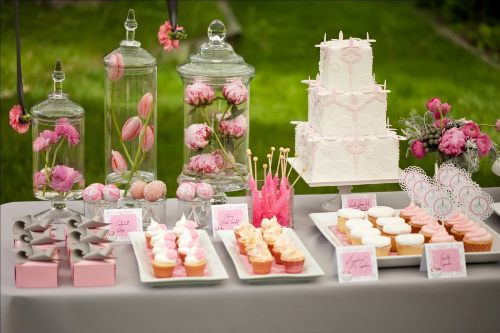baby shower for a girl party ideas pictures chez vous catering