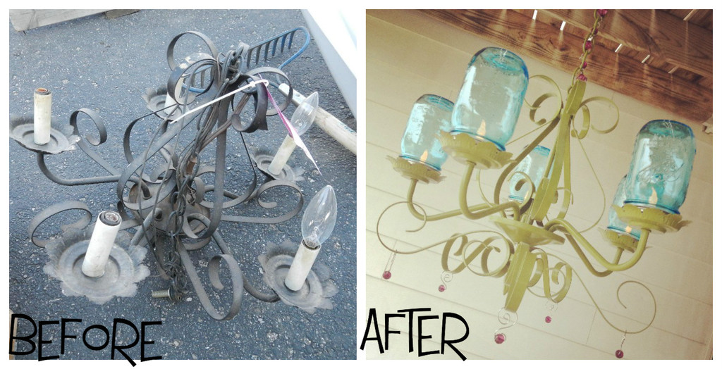 Green Chandelier_Before and After.full