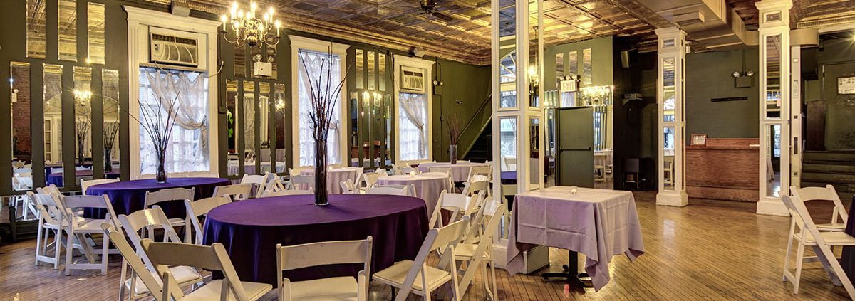 Staten Island Catering and Party Rentals at Edgewater Hall