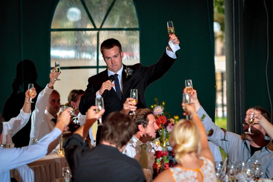 Wedding Toast Tips And Guidelines
