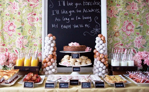 Baby Shower Archives Chez Vous Catering And Party Rentals Staten