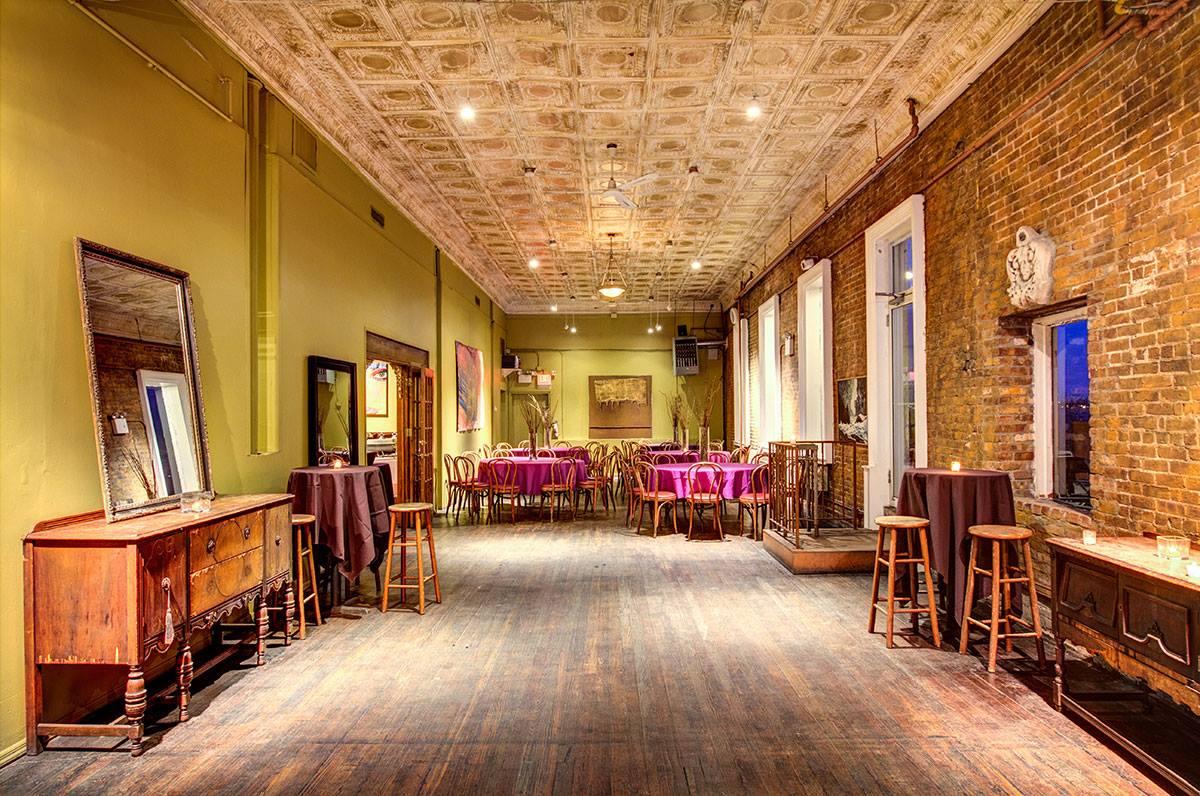 2nd Floor of Edgewater Hall