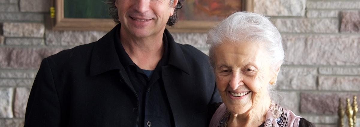 Ettore Mazzei and Margaret Riccardi