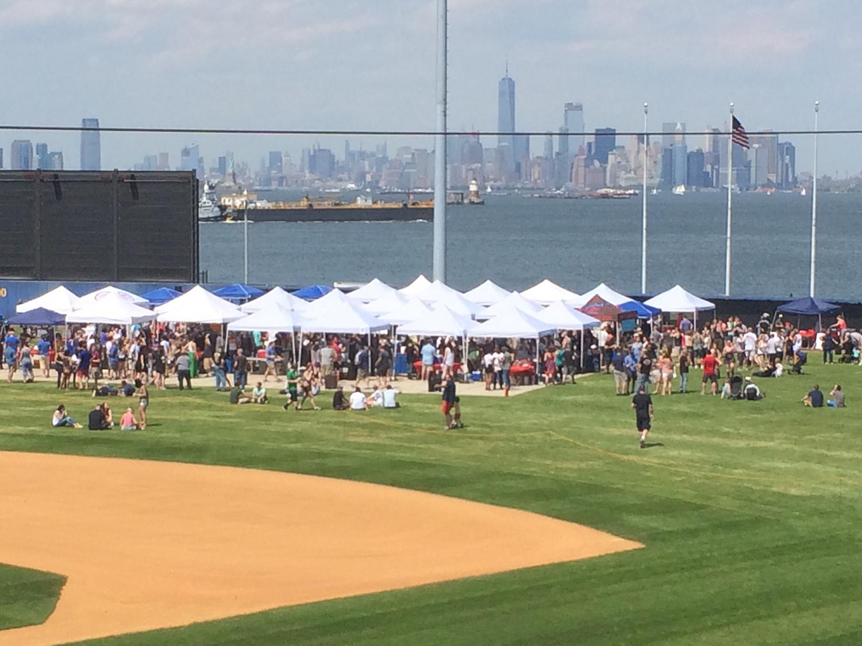 Festival Tent Rental on Staten Island