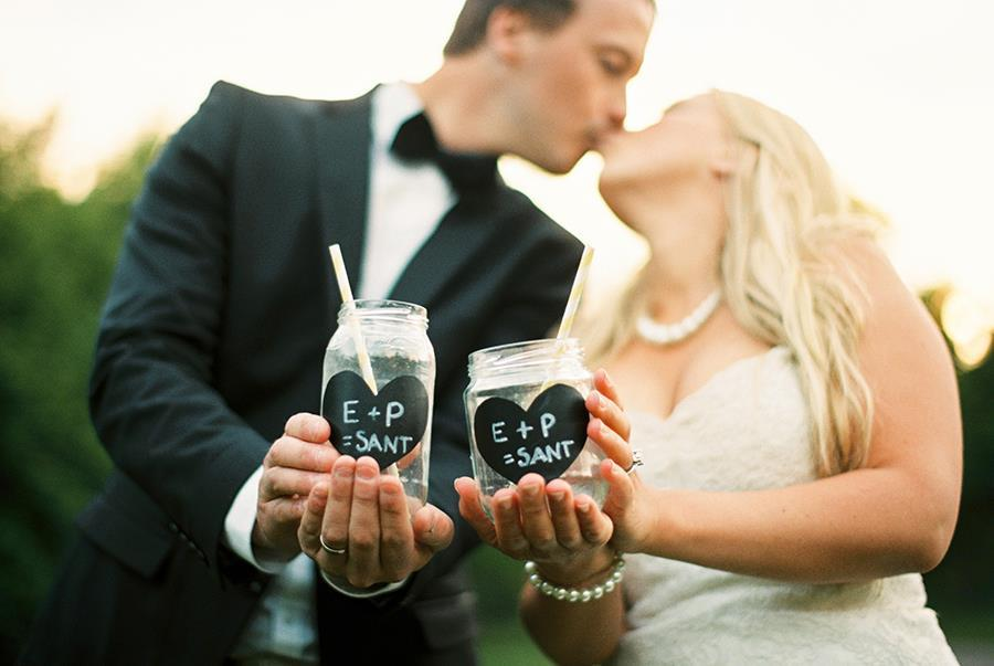 black-tie-bride-and-groom-add-rustic-touches-with-mason-jars.full