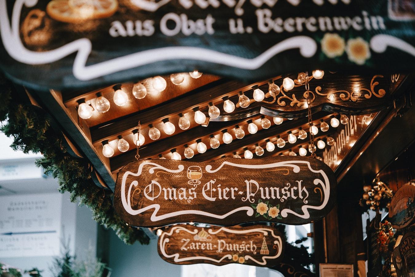 Oktoberfest Decorations and Signage