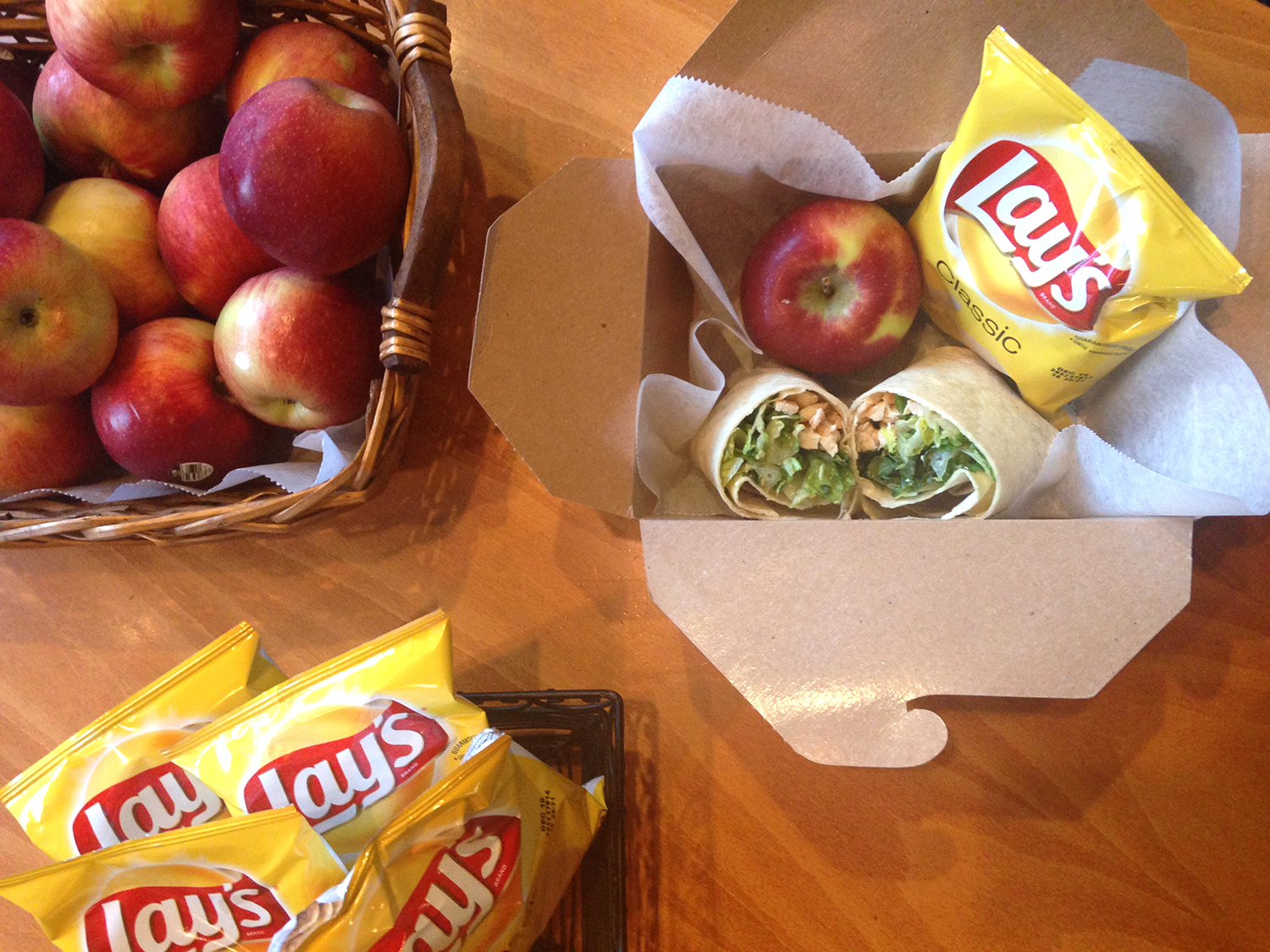 Staten Island Boxed Lunch Catering
